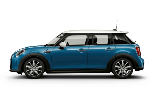 MINI HATCH 5-DOOR.