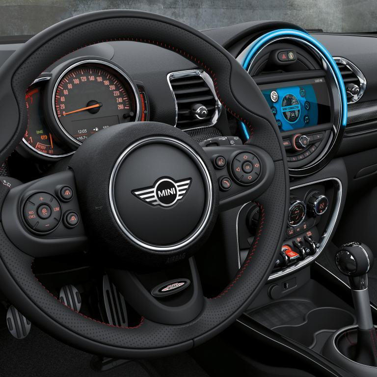 MINI Clubman – Cockpit
