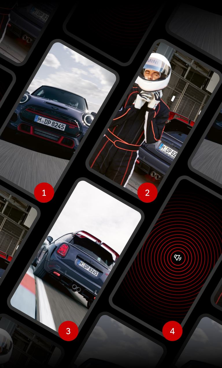 MINI John Cooper Works GP – Wallpapers - Ringtone